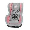 GROUP 0-1 COMBINATION CAR SEAT - B IS FOR BEAR PINK