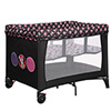 DISNEY TRAVEL COT & BASSINETTE - MINNIE CIRCLES