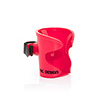 ABC DESIGN CUP HOLDER - CRANBERRY