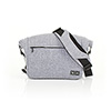 ABC DESIGN COURIER CHANGING BAG - GRAPHITE