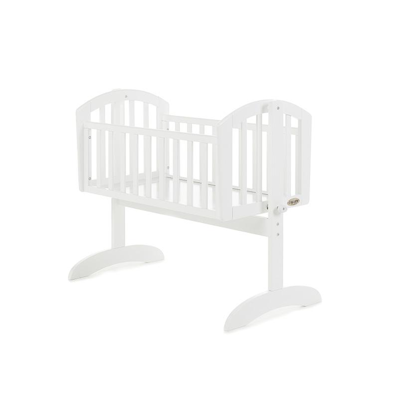 Sophie Swinging Crib White