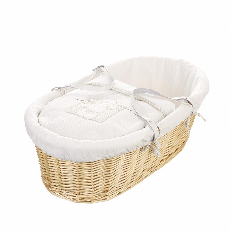 Woven Basket Procedure : Moses basket lookup beforebuying